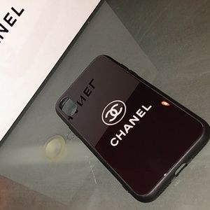 Chanel iPhone X Case